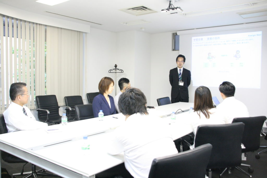 <IT/コンサル業界の営業担当・技術者にお勧め>ロジカルシンキング研修(初級)を開催しました(9/6)