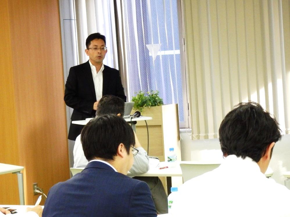 マンパワーグループ 株式会社のコンプライアンス部 部長辻様