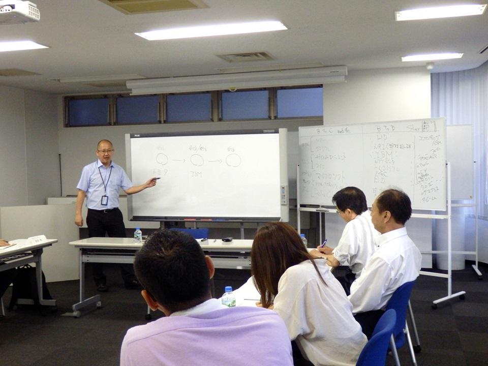 代表吉田が自身の経験をふまえて語っています。