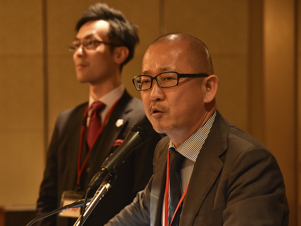アサインナビ 代表取締役社長 吉田