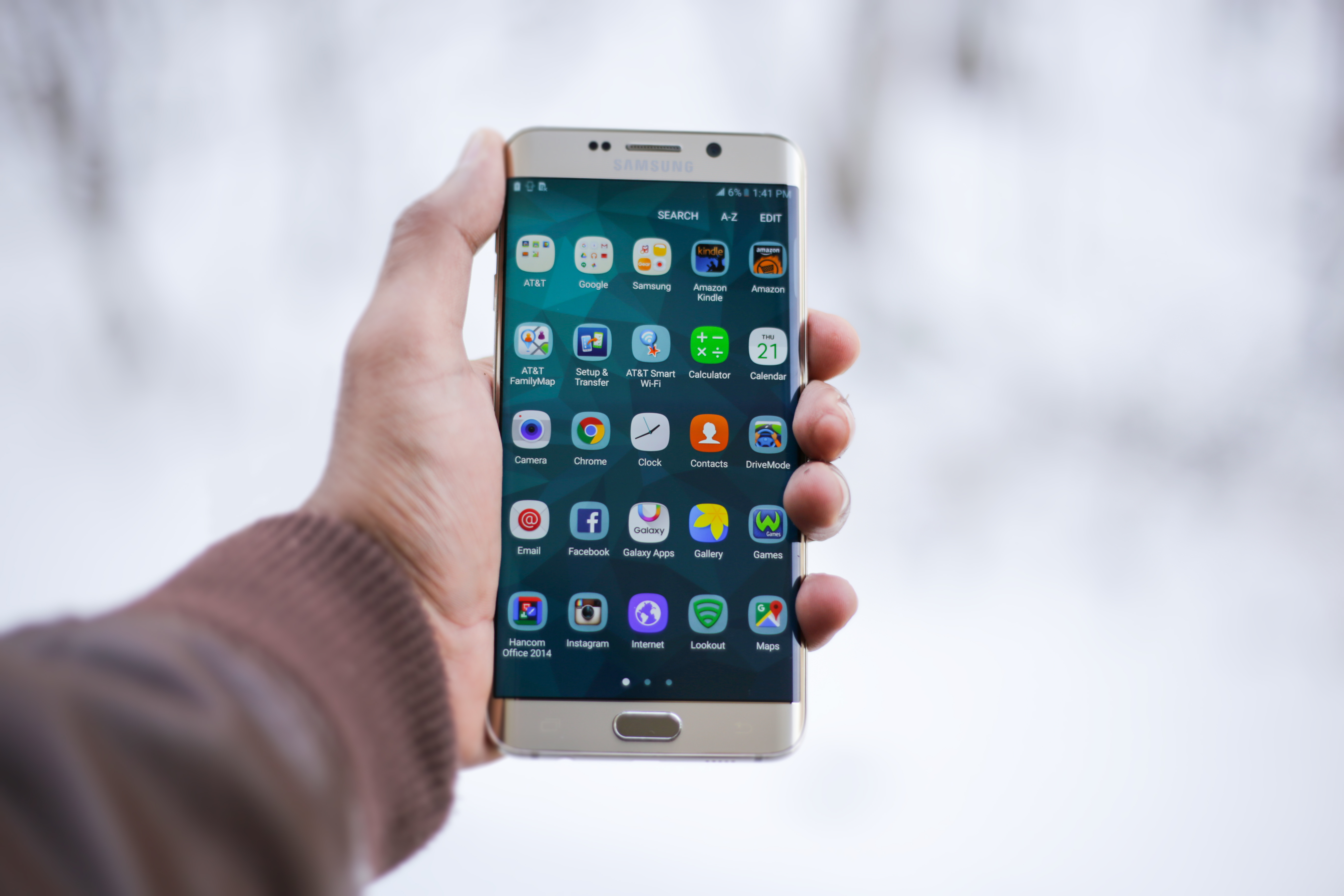 Java Androidスマートフォンアプリ開発