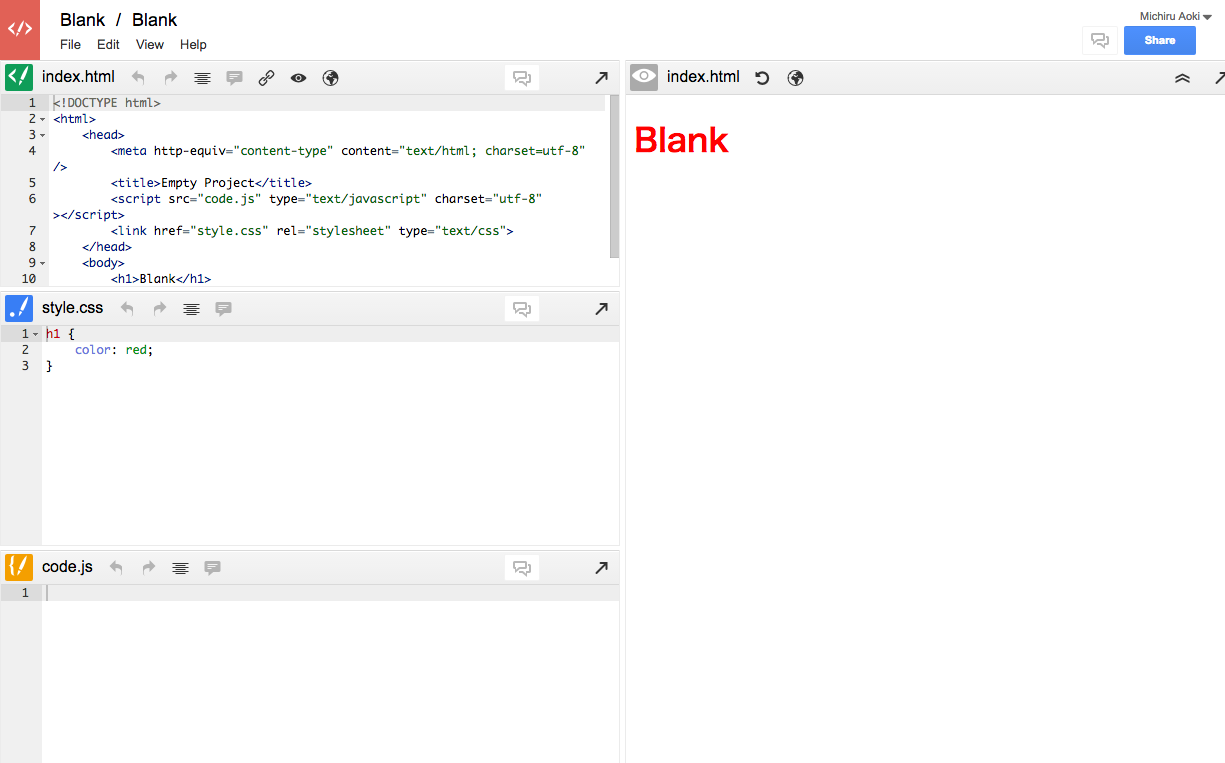 Editey - Googleドライブ上ので実現するWebサイト